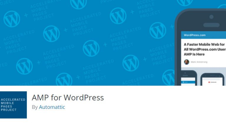 AMP pour WordPress : 0.7 RC 1 Released